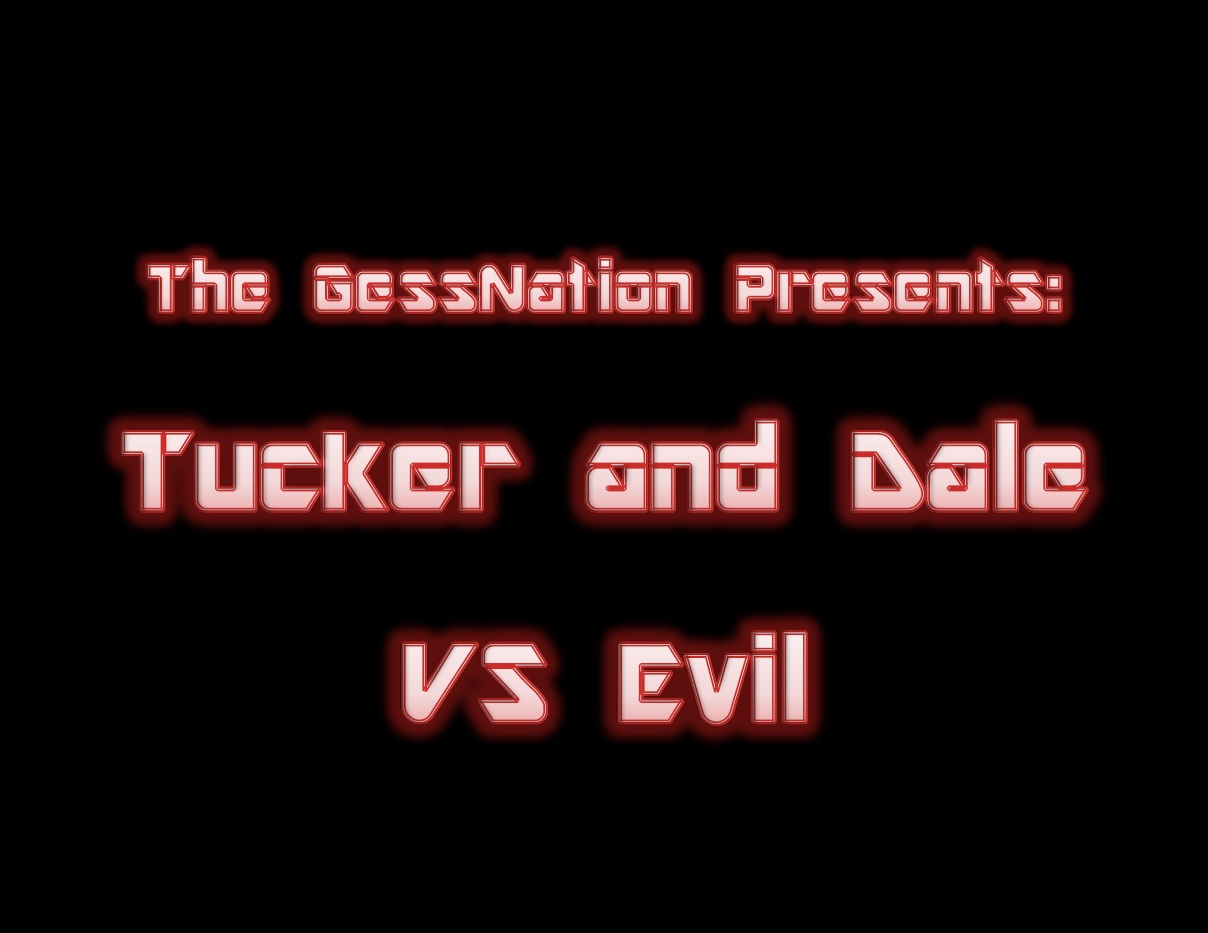 13 Days of Halloween Day 5 Tucker and Dale VS Evil – Sonic Mercury